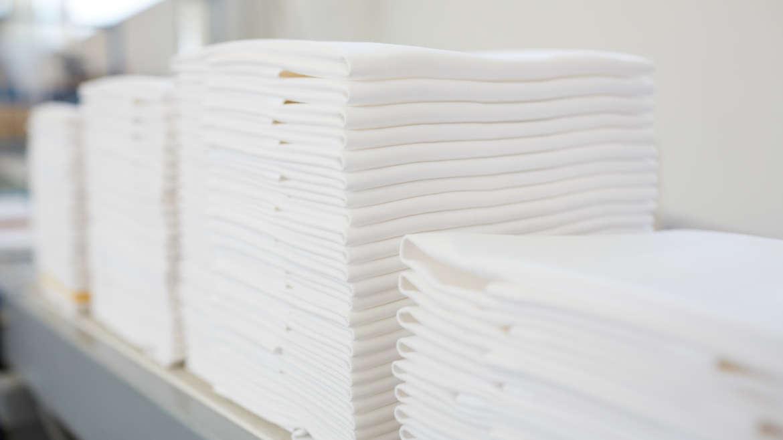 Πλύση ιματισμού για νοσοκομειακές μονάδες και κλινικές